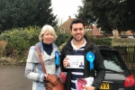 Cllr Hurst  and Cllr Pugh