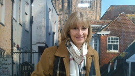 Cllr Jeanette Stockley
