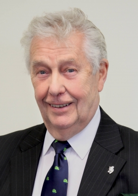 Cllr Alan Marsh